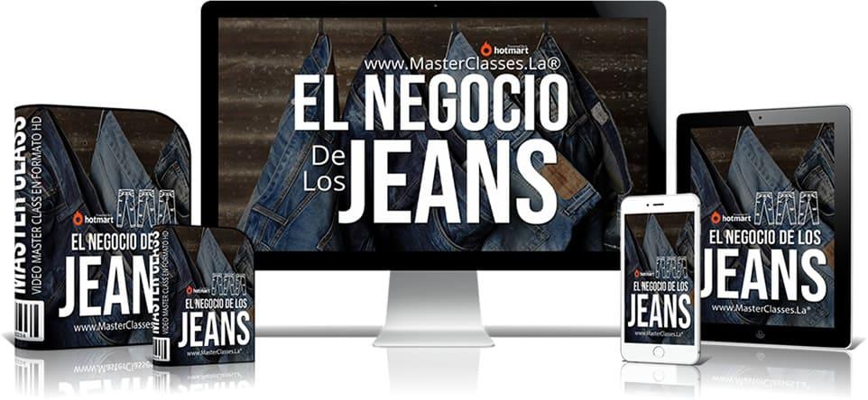 EL NEGOCIO DE LOS JEANS